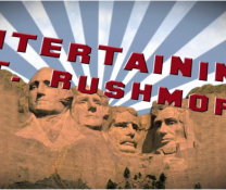 Entertaining Mt Rushmore Promo