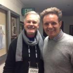 Mark Burnett & me